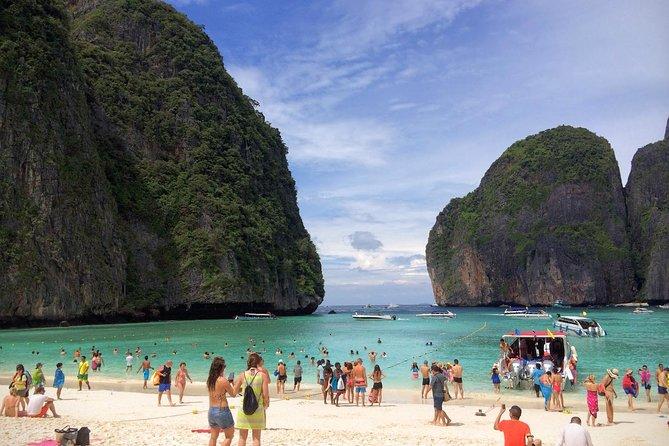 Snorkel Tour to Koh Phi Phi by Speed Boat from Koh Lanta
