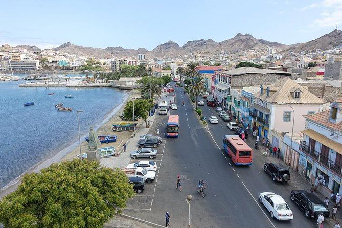 Sao Vicente Half Day Island Tour