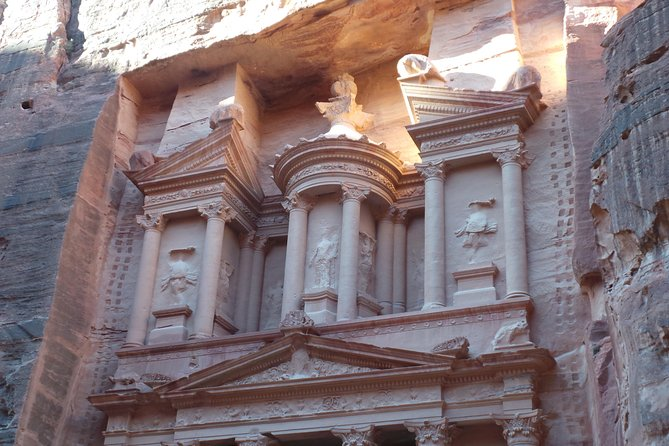 Private Petra Highlights Day Tour