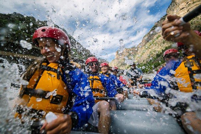 Glenwood Canyon Half-Day Raft Trip