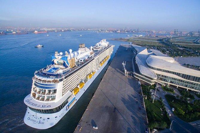 Beijing to Tianjin Xingang International Port