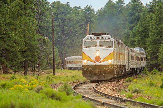 Grand Canyon Railway Train Tickets