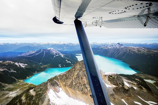 Whistler By Float Plane