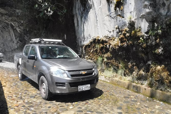 Transfers Friends Airport Quito