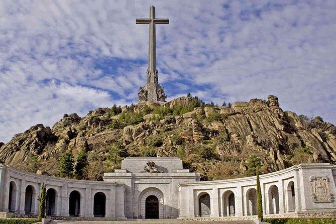 Half Day Tour Escorial y Valle de los Caidos con Tickets Included from Madrid