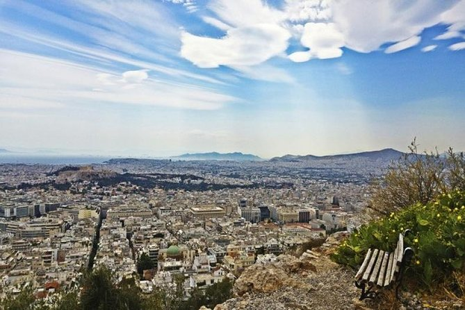 Hike & Yoga in the Heart of Athens