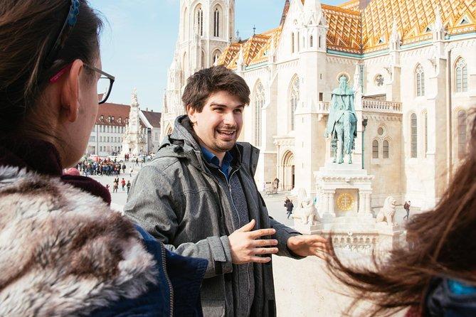Buda Castle's Secrets with a Historian