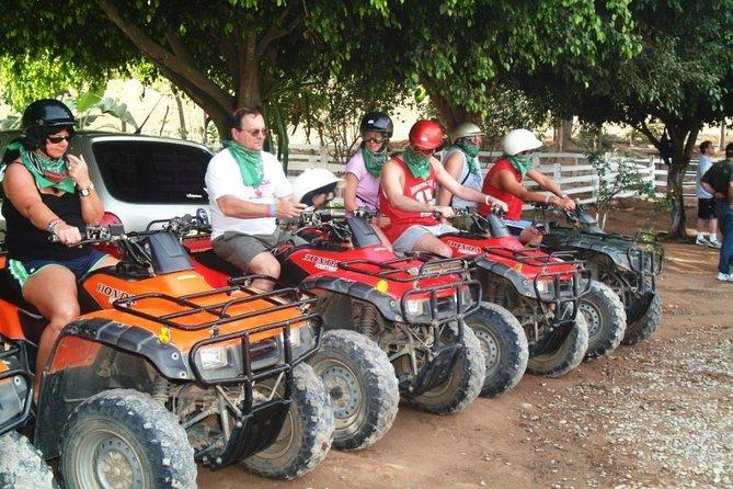 Sierra Madre ATV tour and Horseback Ridding