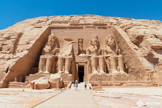 Full Day Tour to Abu Simbel Temples From Aswan