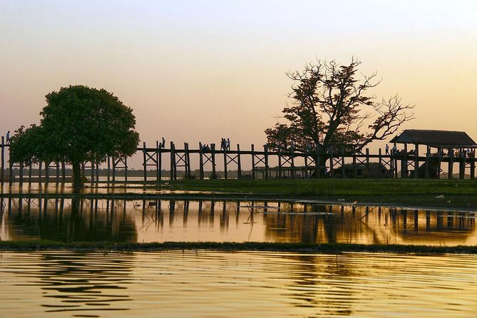 Private Half-Day Amarapura Tour from Mandalay