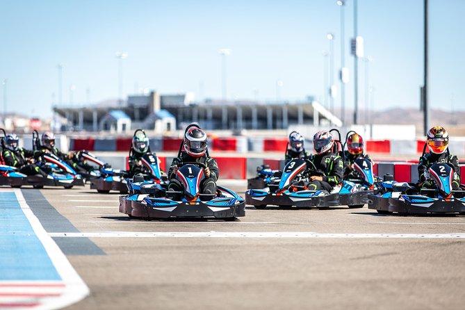 Las Vegas Outdoor Go Kart Experience - 1 Race