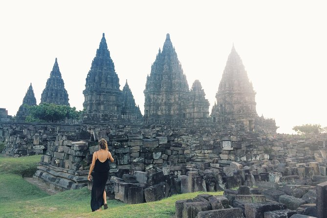 Borobudur & Prambanan (with other local temples)
