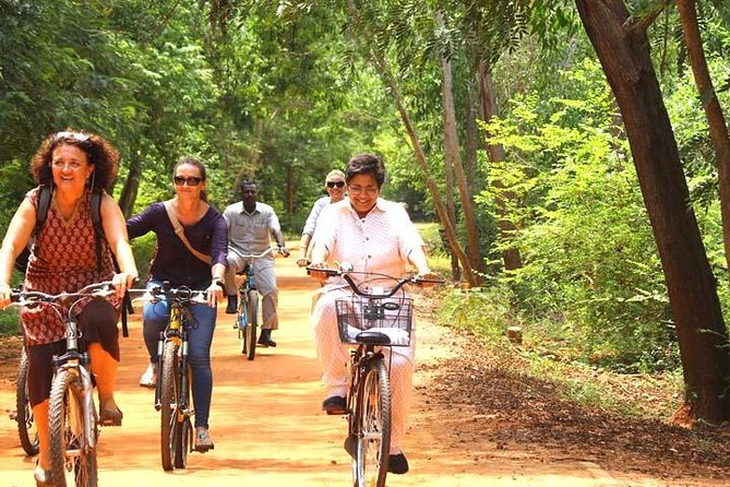 Cycling Tour along Pondicherry