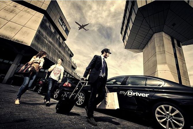 Airport pick up and private English driver and guide