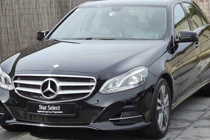 Shannon Airport Shannon To Cork City County Cork Private Chauffeur Transfer