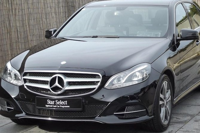 Shannon Airport To Dingle Town County Kerry Private Chauffeur Transfer