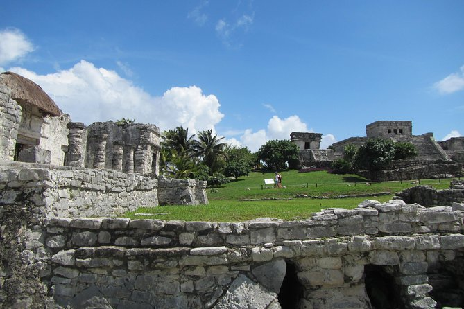 Tulum Ruins and Swimming With Turtles Day Tour