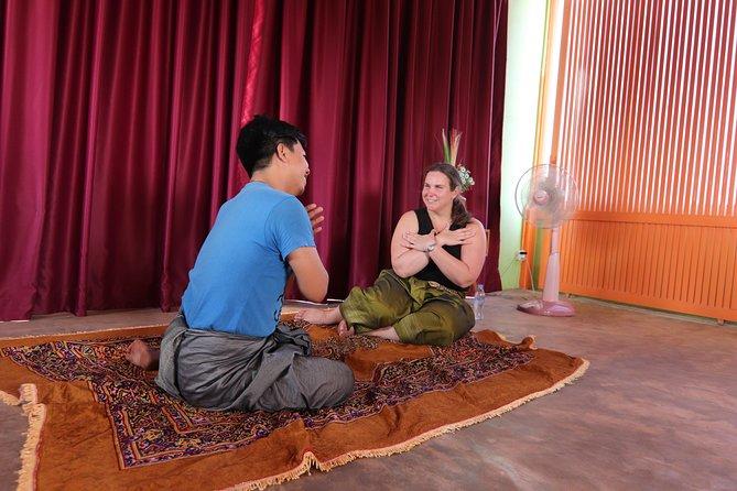 The Apsara Dancing Academy