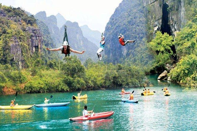 Hue : Discover Top Nature Landscapes Phong Nha Cave
