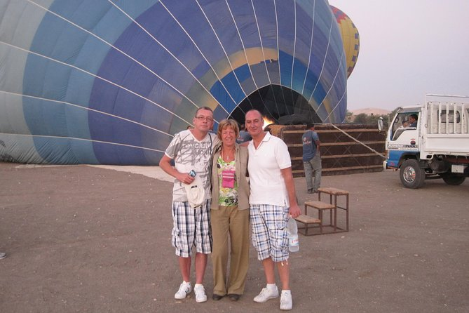 3 Night Nile Cruise Aswan & Luxor & Hot Air Balloon, Abu Simbel from Aswan