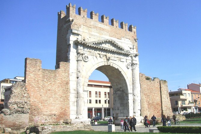 Rimini Tour of Must-See Attractions with Local Top Rated Guide