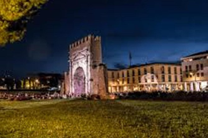 Small-Group Rimini Tour of City Highlights by Night