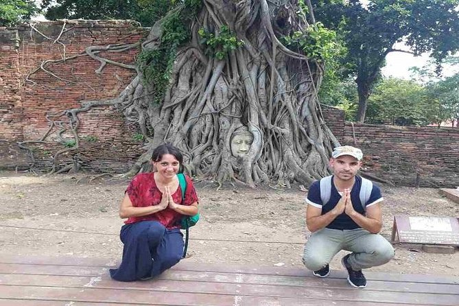 Private Ayutthaya Day Tour from Bangkok