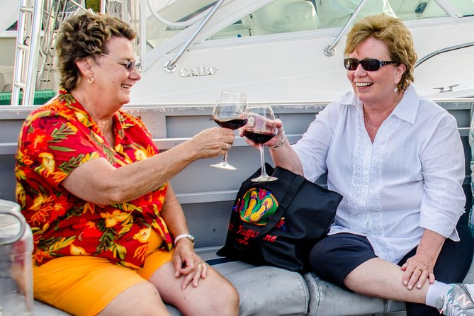 Wine Tasting Cruise in St. Augustine