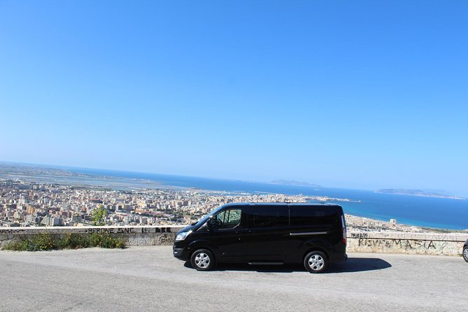 Transfer package from Trapani airport to Favignana (transfer + hydrofoil ticket)