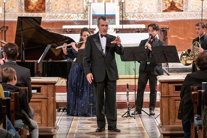 Enchanting Opera Arias Admission Ticket
