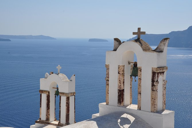 Intimate Santorini - Small Group Shore Excursion