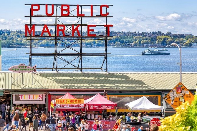Exclusive: Early-Access Food Tour of Pike Place Market