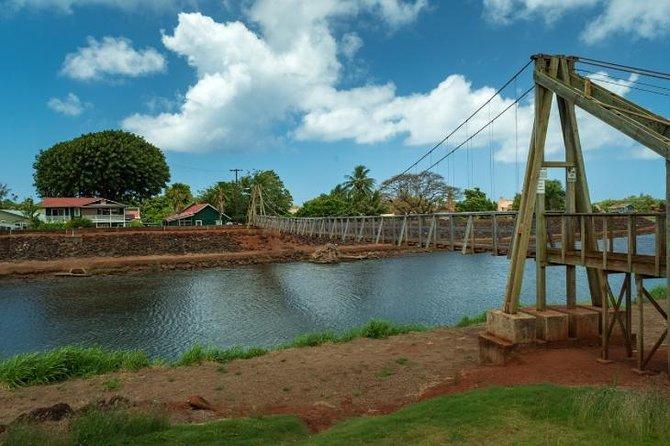 Cruiseships Kauai Island - Sightseeing Tour - 7.5 hrs.