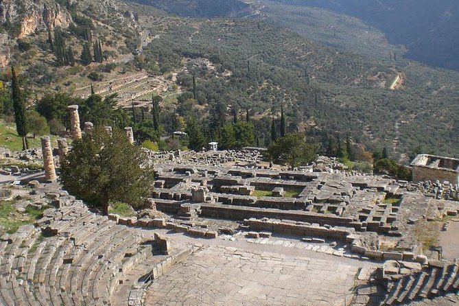 2-Day Trip to Delphi from Athens