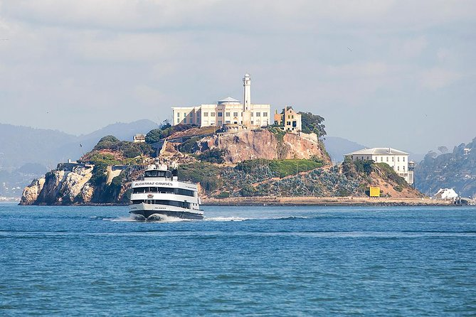 Combo Tour: Alcatraz Island and San Francisco Grand City Tour