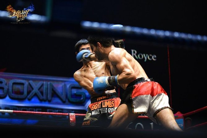 Skip the Line: Bangkok Muay Thai Live Stage Show & Fight Tickets