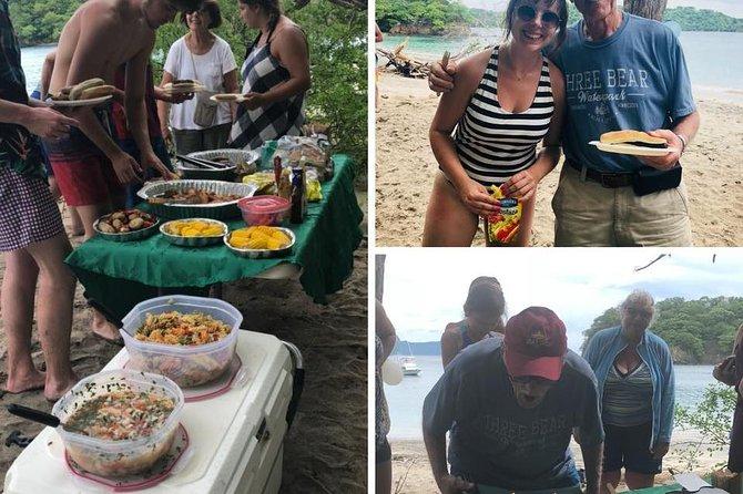 Bottom Fishing & Beach BBQ Aboard DREAM ON