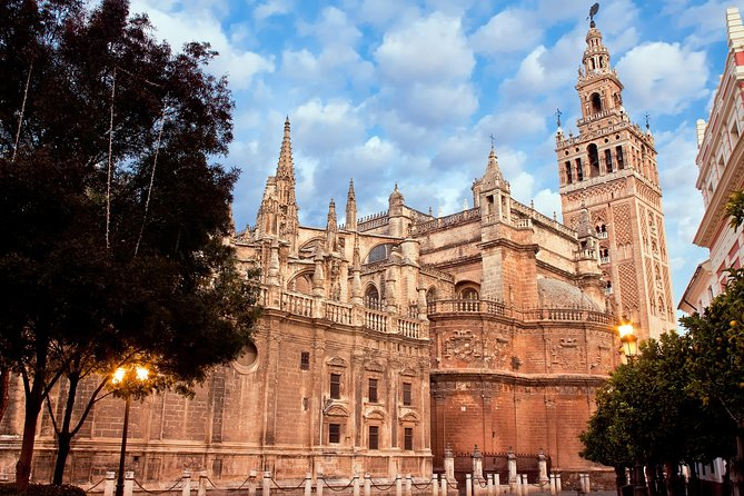 Skip-the-Line Seville Cathedral Guided Tour
