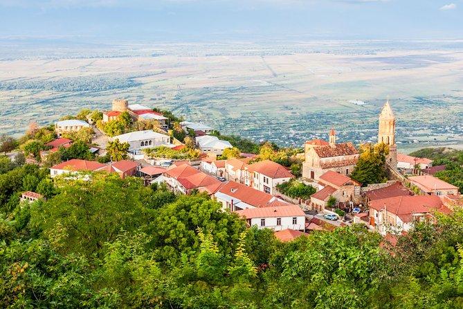 Tour in Kakheti wine region