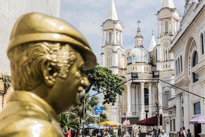 City Tour in Ilhéus with Encantos Turismo