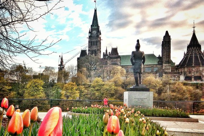 Canadian Tulip Festival-Ottawa May 13 -23rd '22 private day tour from Montreal