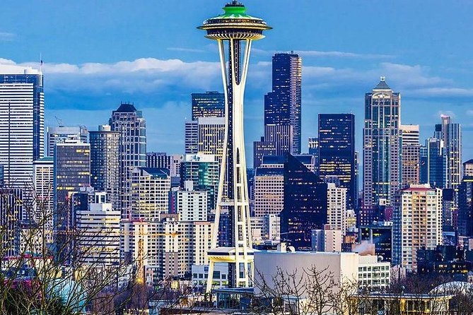 Full-Day Seattle Sightseeing City Tour