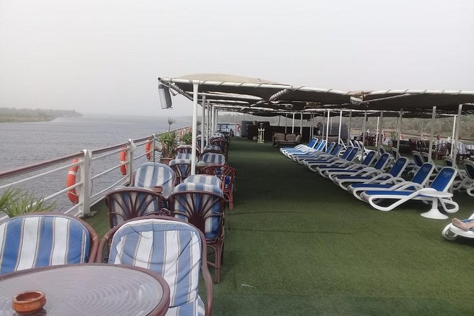 2 nights Aswan and luxor Nile cruise with tours,hot air balloon from hurghada