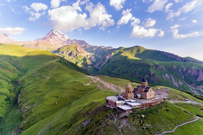 Kazbegi - Across the Caucasus