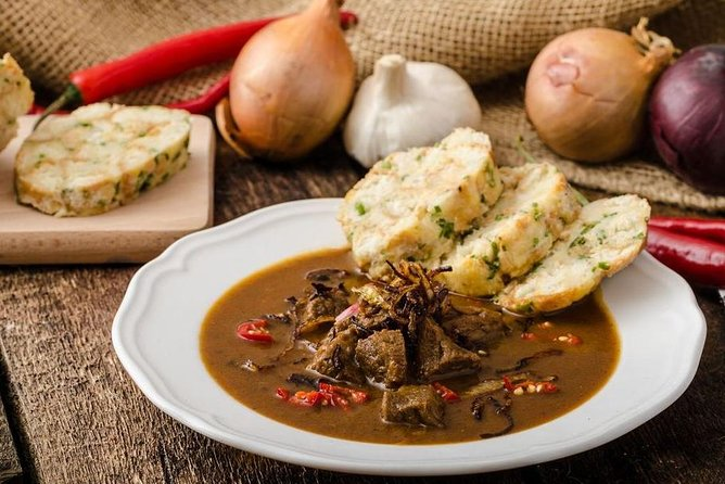 Private Authentic Czech Dining - Drink and Eat Like a Czech!