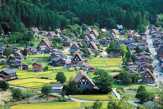 Multi-Day Bus Tour of Mt. Fuji, Shirakawago, Kanazawa from Tokyo(Economy Hotel)