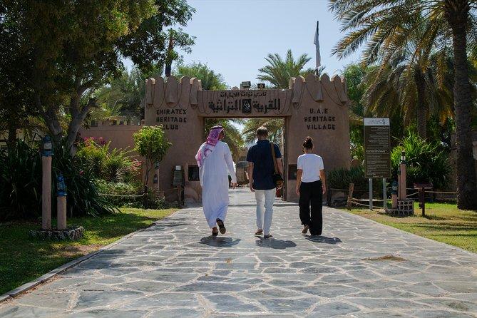 Private Abu Dhabi tour with Emirati Guide