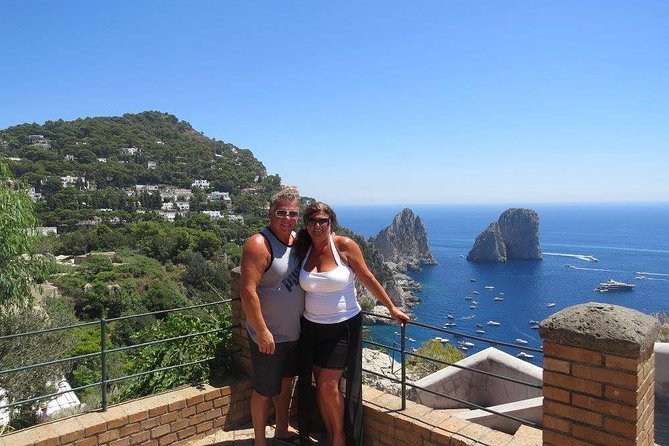 Private Capri Island and Blue Grotto Day Tour from Naples or Sorrento