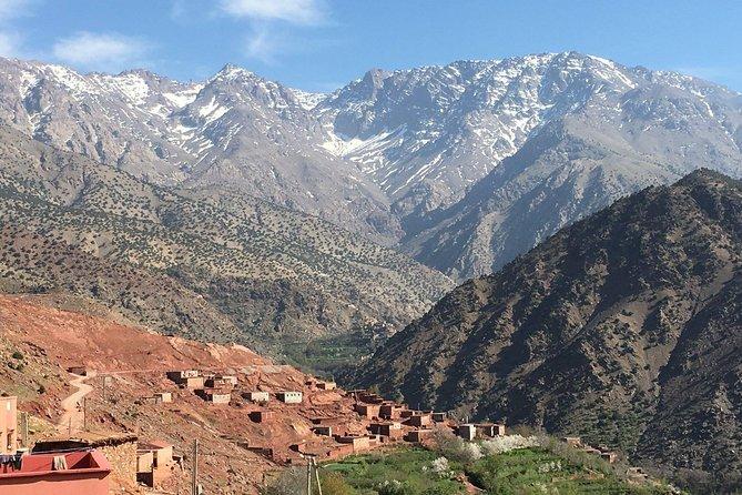Marrakech day trips Atlas Mountains & Ourika valley