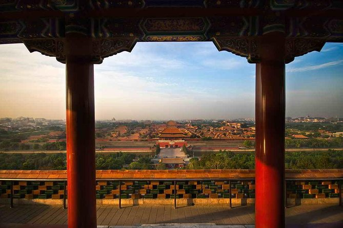 Beijing Private Day Tour: Tiananmen Square, Forbidden City, Mutianyu Great Wall